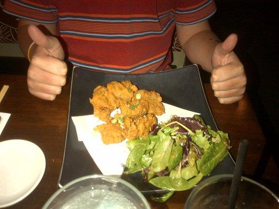 Kenichi Pacific Sushi & Pacific Rim: Fried Chicken