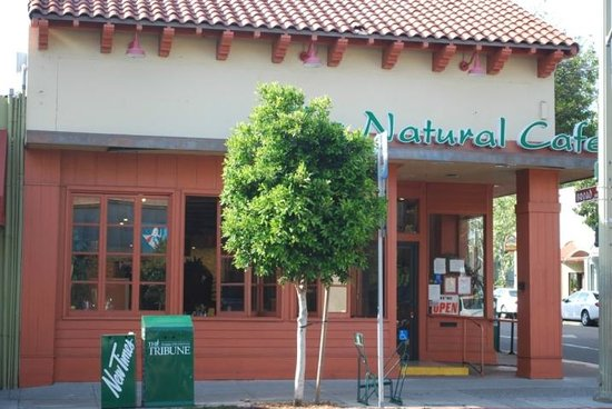 Natural Cafe: San Luis Obispo decor