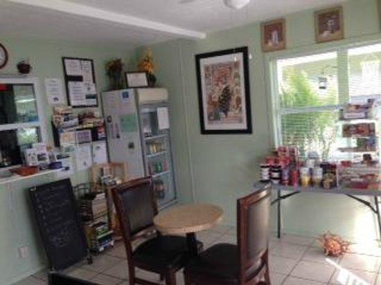 Sunshine Motel: Check-in