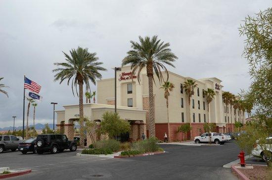 Hampton Inn & Suites Las Vegas-Red Rock/Summerlin : Hampon Inn