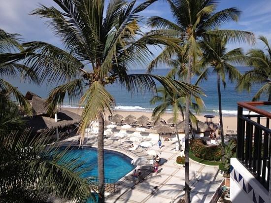 Buenaventura Grand Hotel and Spa: desde nuestra habitación