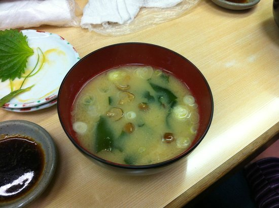 Uotake: Miso Soup