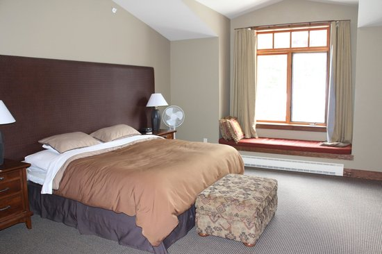 Copper Horse Lodge: Bedroom