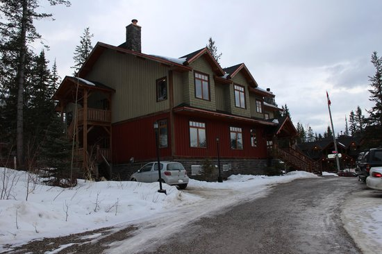 Copper Horse Lodge: hotel from outside