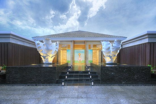 Mulia Villas: Mulia Spa