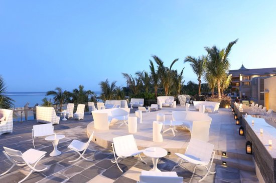 Mulia Villas: Sky Bar