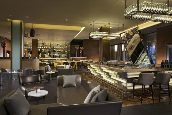 Mulia Villas: Zj's Bar & Lounge