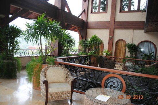 The Springs Resort and Spa: Inside the hotel
