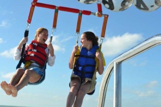 Barrier Island Adventures Parasailing Englewood, Fl ...