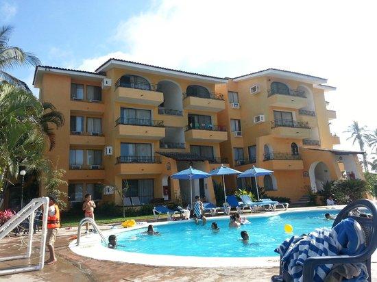 Costa Club Punta Arena: plusieurs immeubles de 4 étages