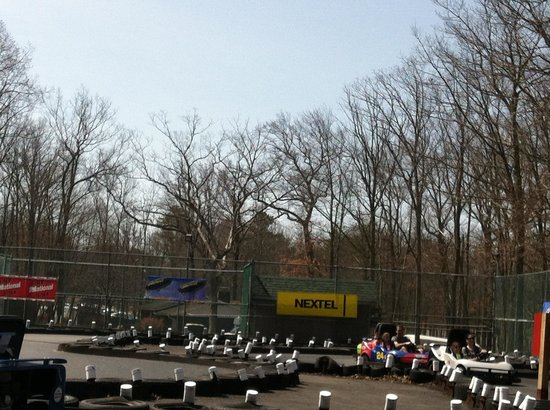 Woodloch Pines Resort: Go-Cart Track