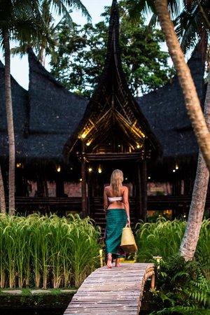 Bambu Indah: Minang House