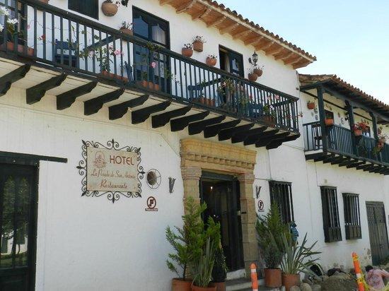 Hotel La Posada de San Antonio : Entrance