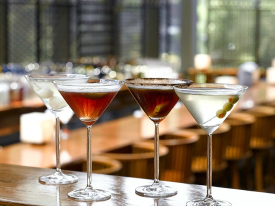 Martini Bar at Mezza9