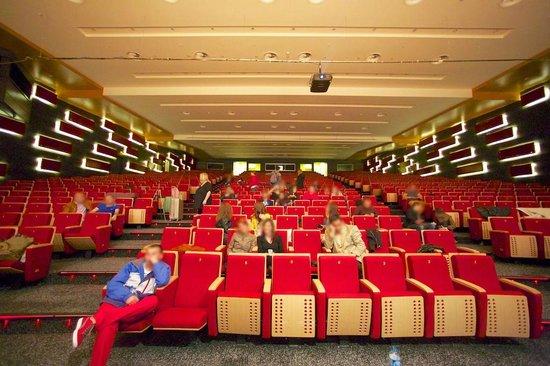 The Green Park Pendik Hotel & Convention Center: Auditorium