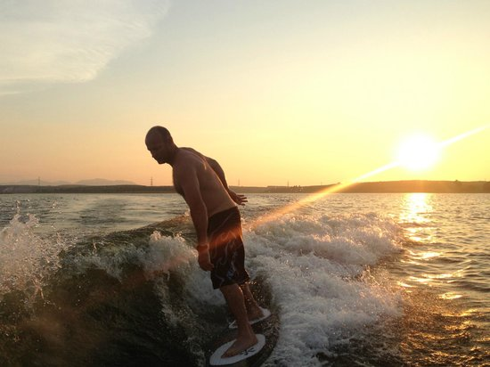 Wakeboarding Thailand Camp : view