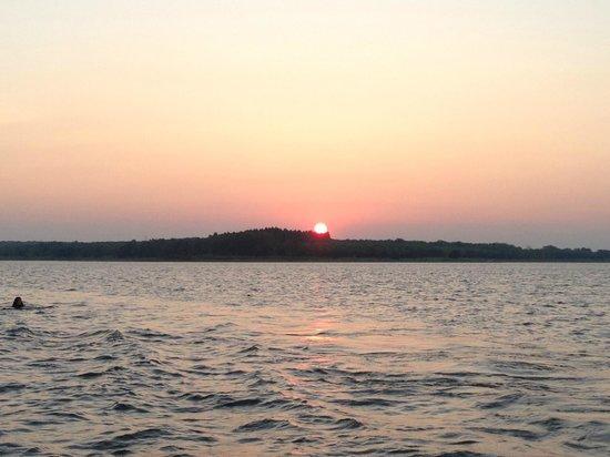Wakeboarding Thailand Camp : amazing sunsets
