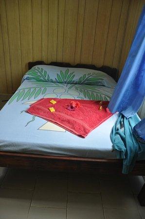 Ariihee Vai: chambre