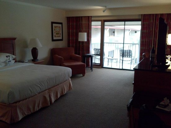DoubleTree by Hilton Hotel Ontario Airport: Room