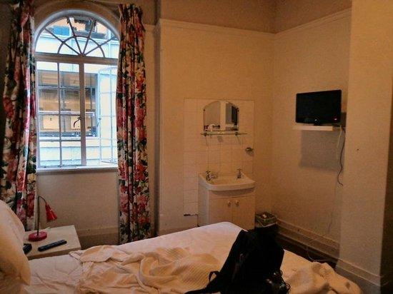Grand Hotel: $50 single room