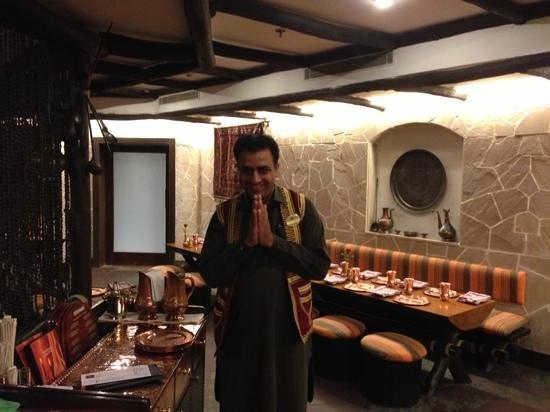 ITC Mughal, Agra: Peahwari restaurant