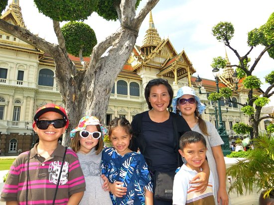 Our kiddos loved Ms Nikki! Thank you! - Picture of Thai