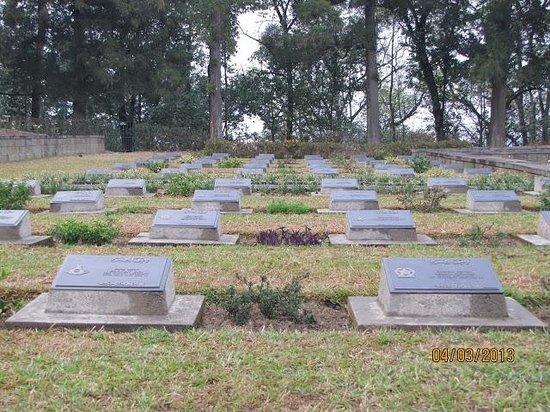 Kohima War Cemetery: War Cemetery, Kohima