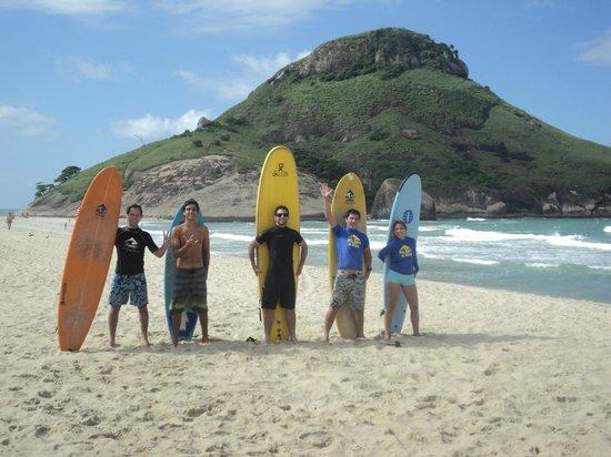 Rio Surf n Stay: Praia de Macumba