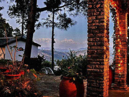 AyurVAID Kalmatia: View from Reception