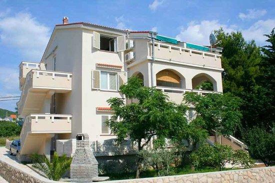 Apartments Vrtlici in Stara Novalja,Island Pag, Croatia