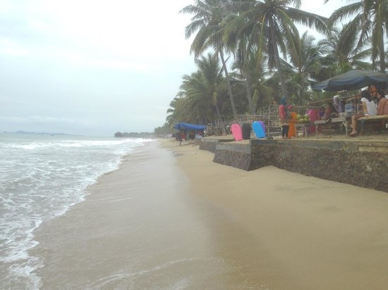 Anyer, Indonesië: beach