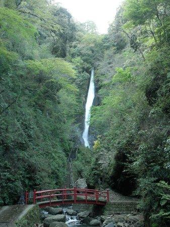 Shasui Falls: 滝