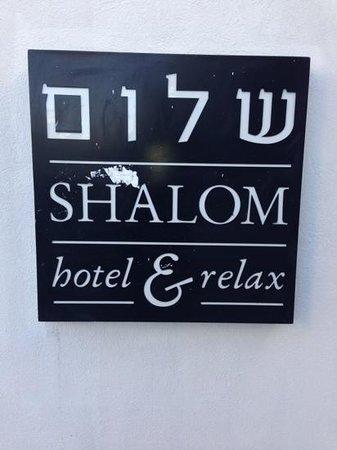 Shalom Hotel & Relax Tel Aviv - an Atlas Boutique Hotel: наименование