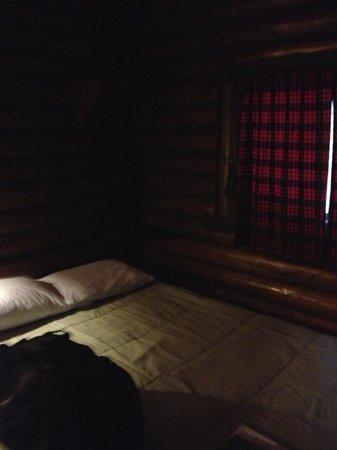 Park Gate Chalets: Bedroom