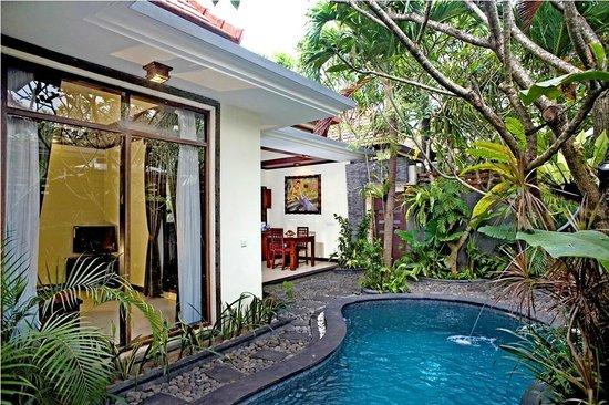 The Bali Dream Suite Villa: One Bedroom Suite Villa