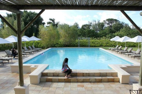 Spier Hotel: Tranquility