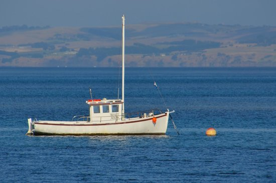 Rhyll Haven Cottage: Scenic Views from Rhyll harbour