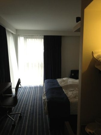 Holiday Inn Express Sheffield City Centre: great beds