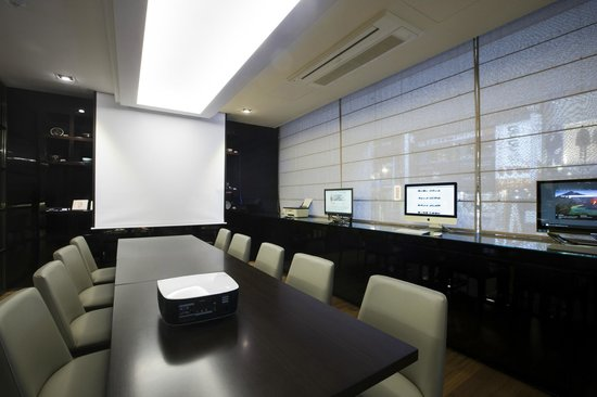The Grand Hotel Myeongdong: Business Center