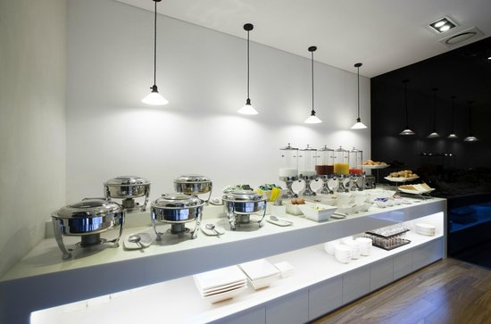 The Grand Hotel Myeongdong: Breakfast