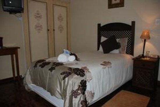 Aandbloem Guest House: Single en-suite room