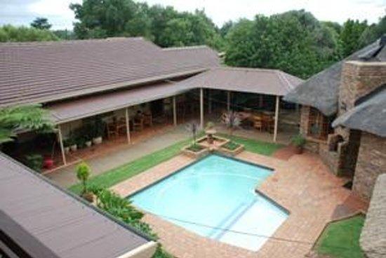 Aandbloem Guest House: Aandbloem view