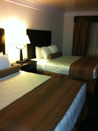 BEST WESTERN Liberty Inn: Room