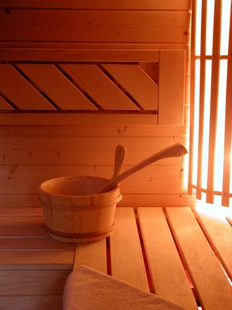 Four Points by Sheraton Ljubljana Mons: From flushing toxins to inducing deeper sleep - sauna