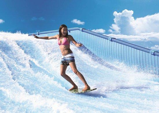 Flowrider - India's 1st Surfing Ridge