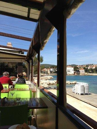 Μπαντόλ, Γαλλία: Terrasse restaurant la chipote Bandol