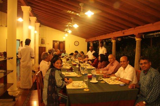 The Bangala: Dining
