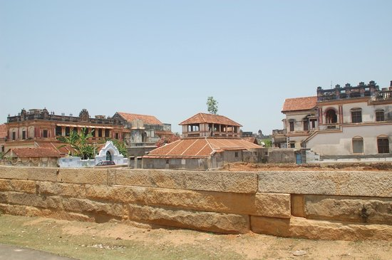 The Bangala: View of Chettiar homes