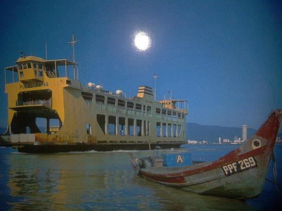 Penang Ferry Terminal: penang ferry