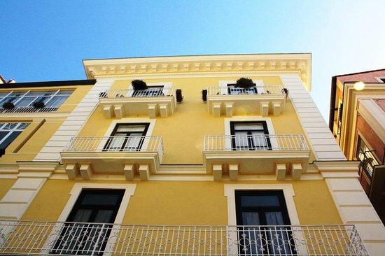 Palazzo Starace Bed & Breakfast: Palazzo Starace - Front View